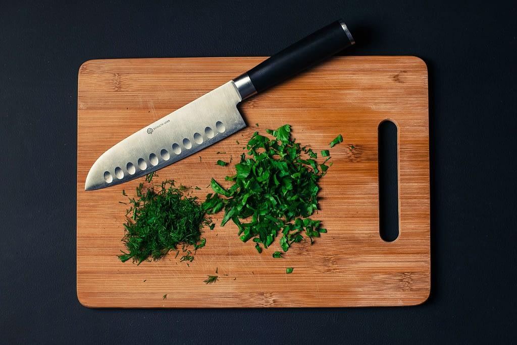 perejil cocina