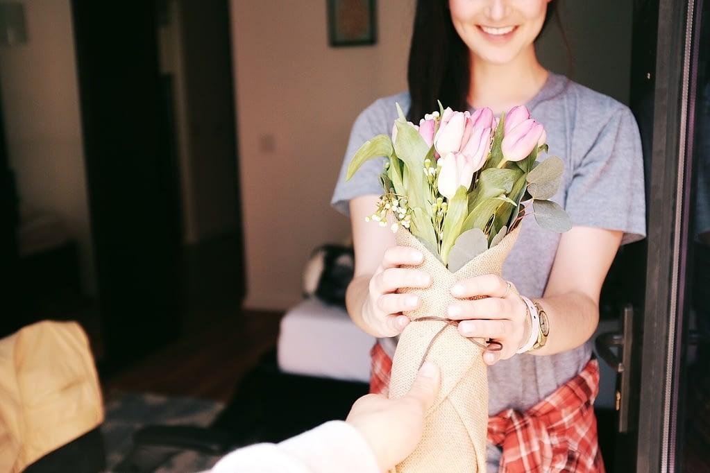 significado regalar tulipanes