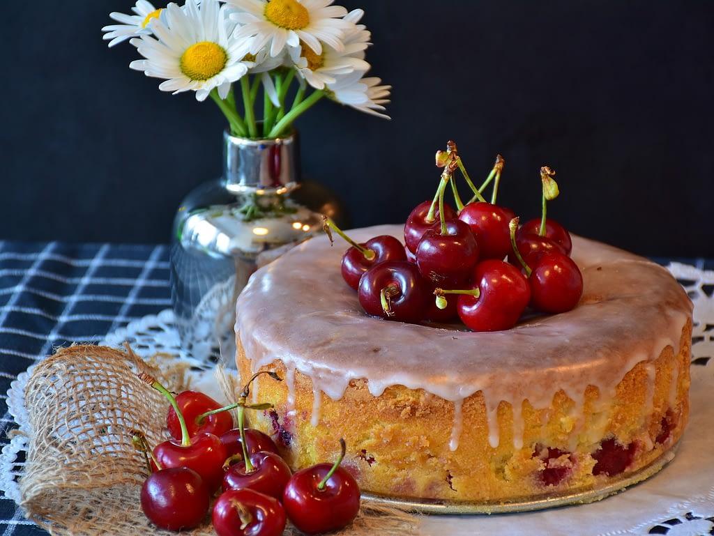 usos de la cereza en la cocina