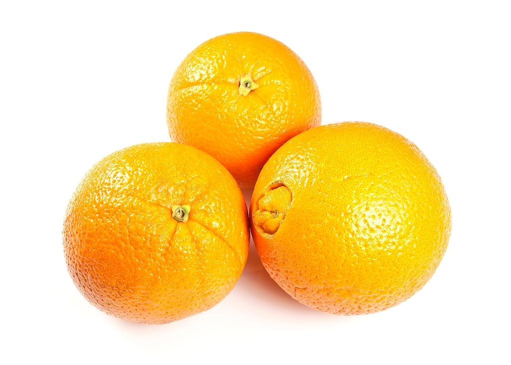 naranja navel tipos de frutas